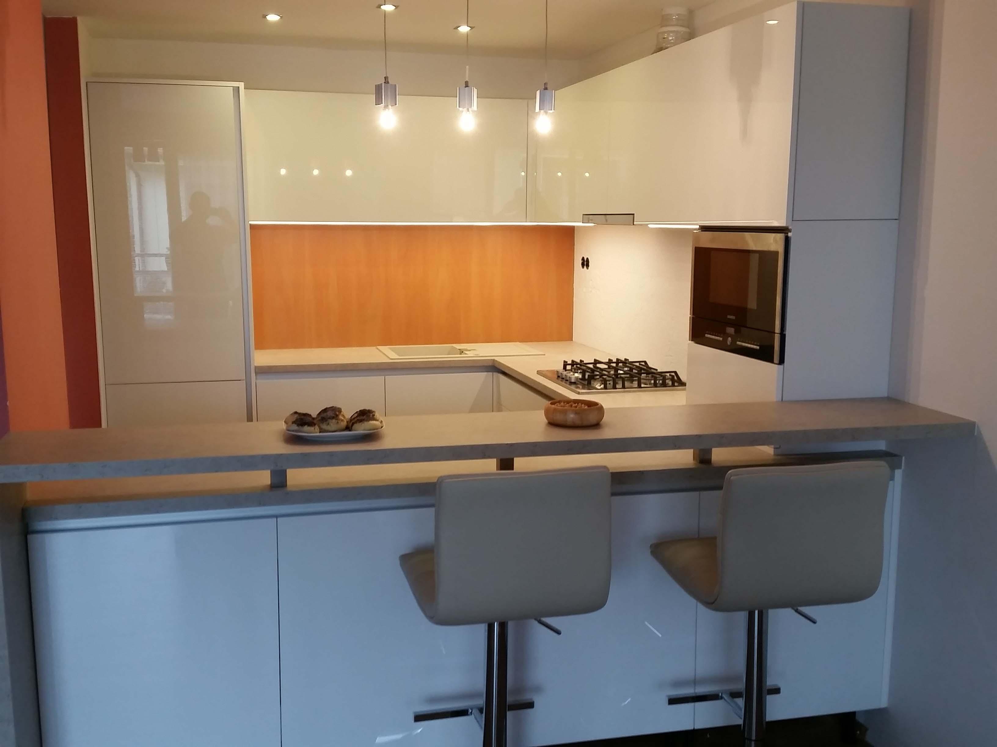 luxusná kuchyňa na mieru