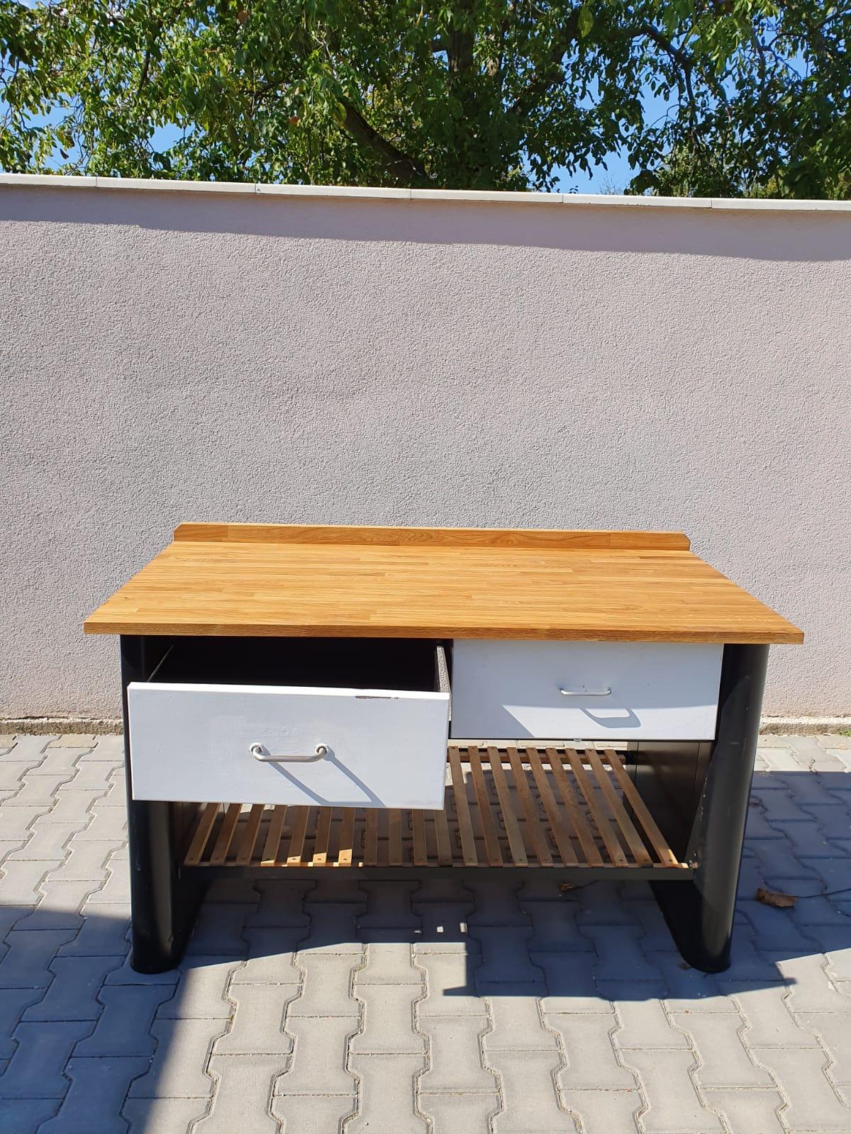 dubový stôl na mieru Trenčín