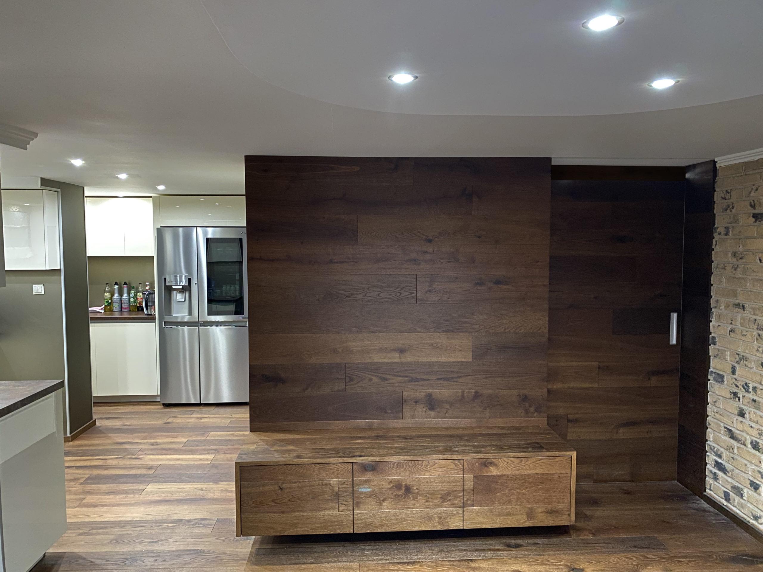 nábytok do obývačky na mieru